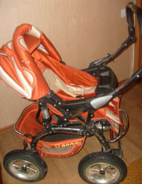 отзыв о коляске-трансформере Adamex Panda