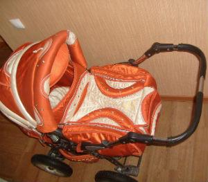 отзыв о детской коляске Adamex Panda