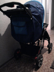 отзыв о прогулочной коляске geoby