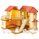 кукольный дом - подарок девочке на 8 марта