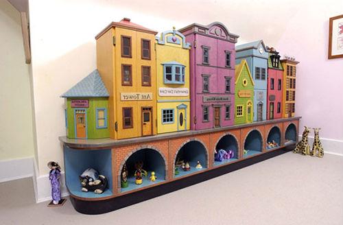 шкаф город для детской комнаты мальчика