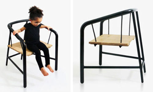 детский стул-качели