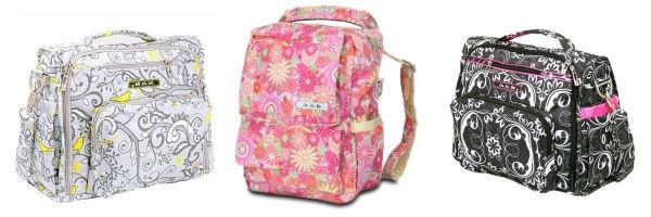 сумка-рюкзак для мамы