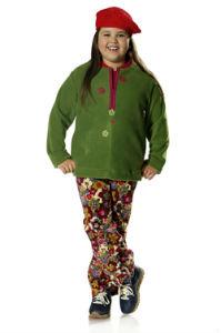 одежда для полных детей