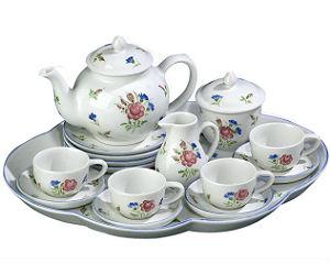 чайный сервиз в подарок учительнице