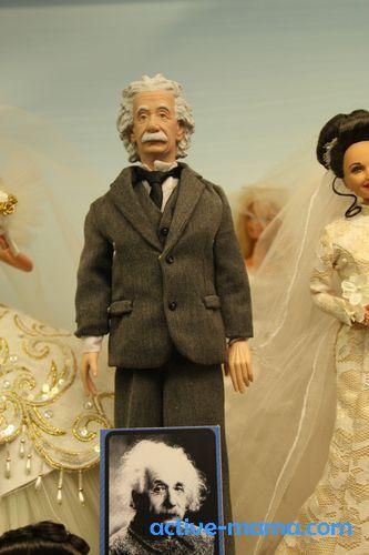 кукла Марк Твен