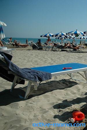 пляж Риччоне