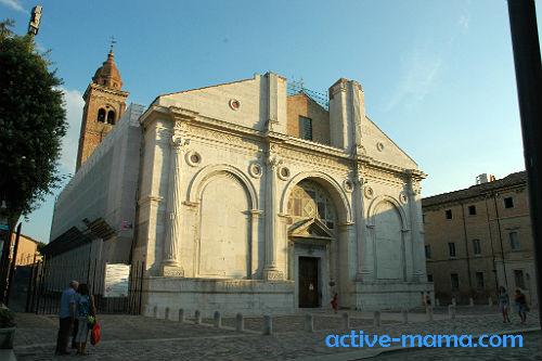 исторический центр Римини