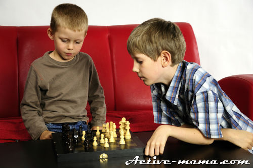 Логические игры для детей