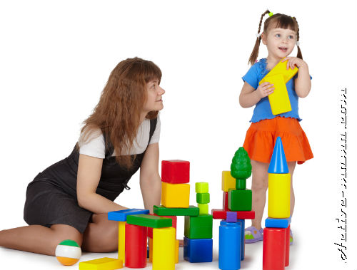 Занятия с ребенком 4 лет