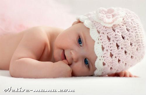 Шелушение кожи у новорожденного