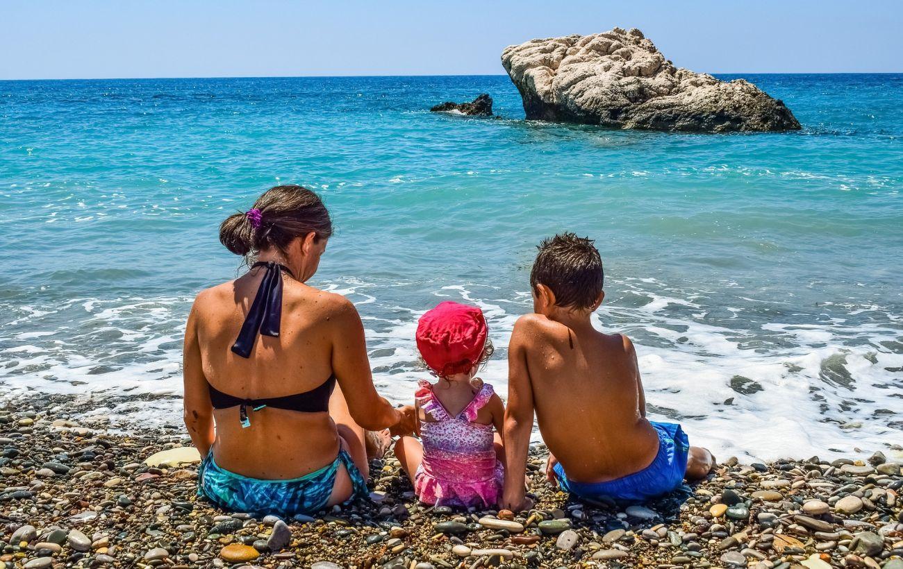 Отдых летом школьник с семьей